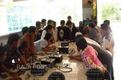 Pelatihan Teknisi Handphone Bersama DPD KNPI Kabupaten Natuna-14