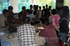 Pelatihan Teknisi Handphone Bersama DPD KNPI Kabupaten Natuna-16